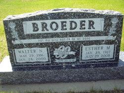 Esther Marie Broeder