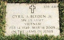 Cyril Antonio Blyden, JR