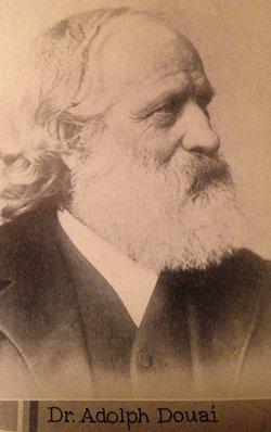 Dr Adolph Carl Daniel Douai