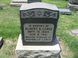 Albert K Lewis