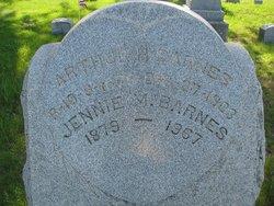 Jennie May <i>Simon</i> Barnes