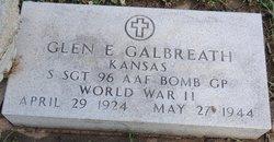 Sgt Glenn E Galbreath