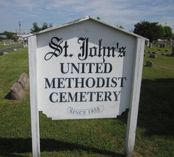 Saint Johns United Methodist Cemetery
