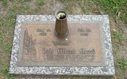 Lois Allene MeMaw <i>Griffen</i> Acord