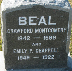 Emily Peale Emma <i>Chappell</i> Beal