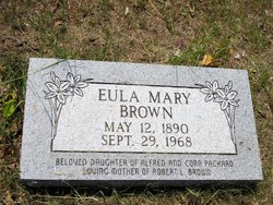 Eula Mary <i>Packard</i> Brown