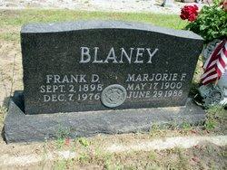Francis Dennison Frank Blaney
