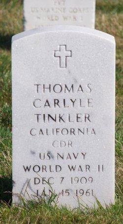 Thomas Carlyle Tinkler