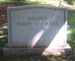 Susan <i>Tufts</i> Holmes