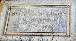 Nellie Bly Adams