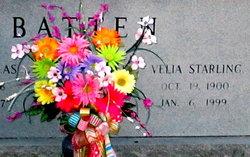 Edna Velia <i>Starling</i> Batten
