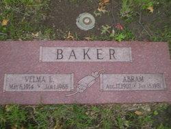 Abram Baker