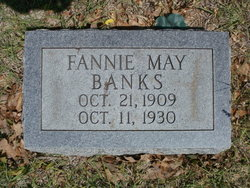 Fannie May Banks