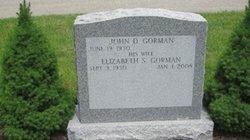 Elizabeth <i>Smith</i> Gorman