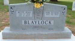 Derl Eugene Blaylock