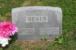 Clinton Henry Beals