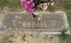 Edward Vernon Ammons