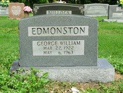 George W Edmonston