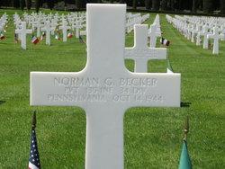 Corp Norman George Becker