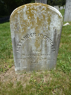 Alexander Crocker