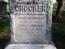 Cora F. <i>Crocker</i> Crocker