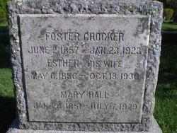 Esther <i>Hall</i> Crocker