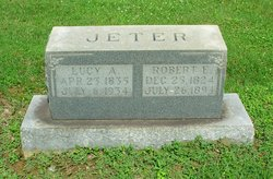 Lucy Ann <i>Young</i> Jeter