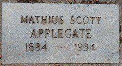Mathius Scott Applegate