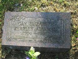 Gay Elizabeth <i>Zearley</i> Alleman