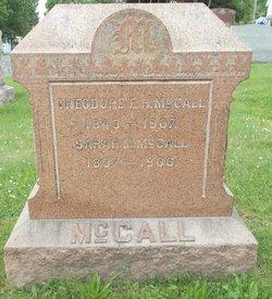 Theodore E H McCall