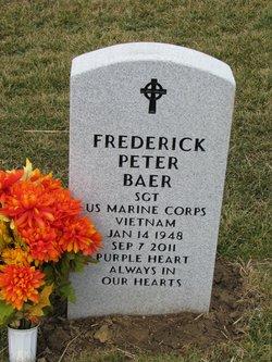 Frederick Fred or Rick Baer
