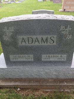 Lillian B Adams