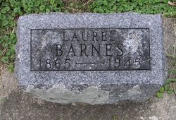 Laurel James Barnes