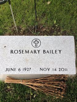 Rosemary <i>Gatton</i> Bailey