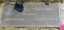 Kenneth E. Stafford