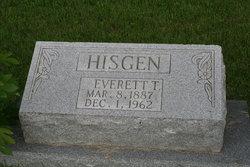Everett Thomas Hisgen