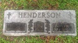 Lewis James Henderson