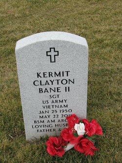 Kermit Clayton Bane, II