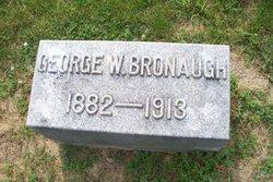 George W Bronaugh