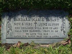 Barbara Marie <i>Jackson</i> Bryant