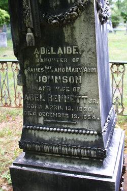 Adelaide <i>Johnson</i> Bennett