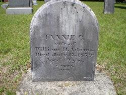 Fannie C. Adams