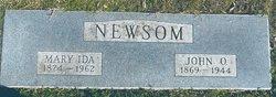 John Oscar Newsome