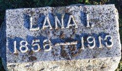 Lana Irene <i>Hawver</i> Genter