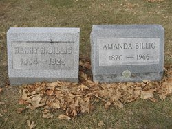 Hannah Amanda <i>Knorr</i> Billig