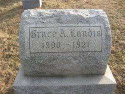 Grace Annetta <i>Hower</i> Landis