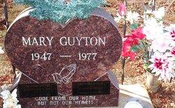 Mary Ann <i>Blake</i> Guyton
