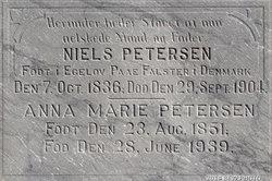 Anna Marie <i>Christiansen</i> Petersen