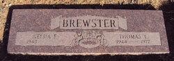 Thomas L Brewster