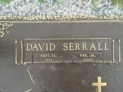 David Serrall Atchley